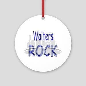 Waiters Rock Ornament (Round)