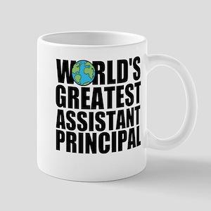 World's Greatest Assistant Principal Mugs