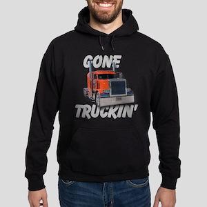 Gone Truckin' Hoodie (dark)