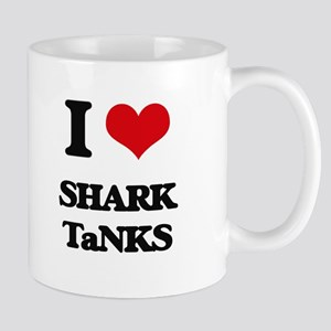shark tanks Mugs