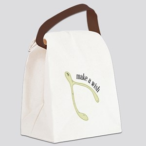 Wishbone_Make A Wish Canvas Lunch Bag