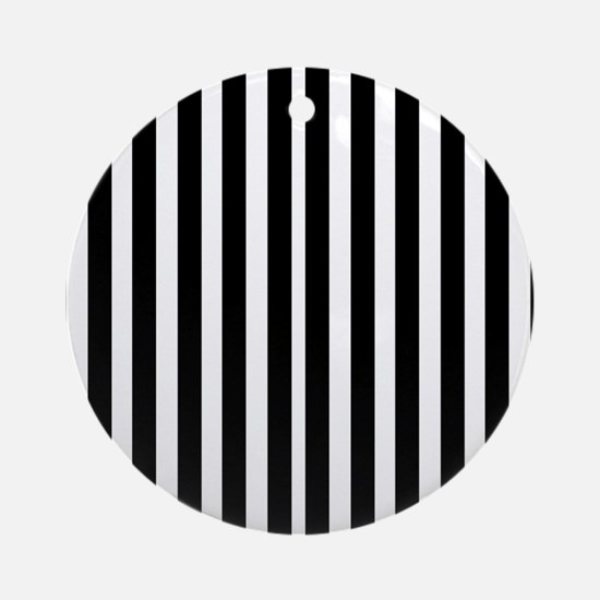 stripes Ornament (Round)