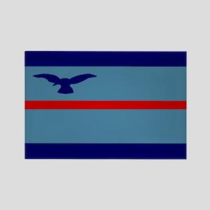RAF Squadron Leader<BR> Rectangle Magnet 2