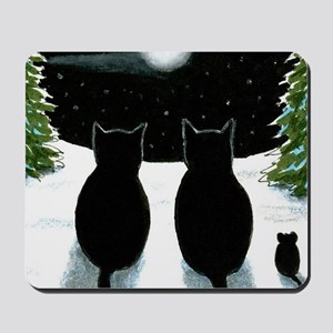 Cat 429 Mousepad