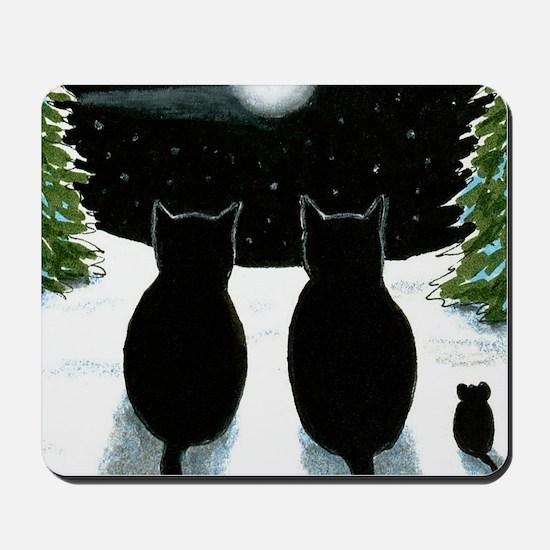 Cat 429 Mousepad