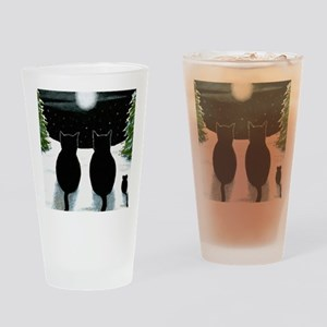 Cat 429 Drinking Glass