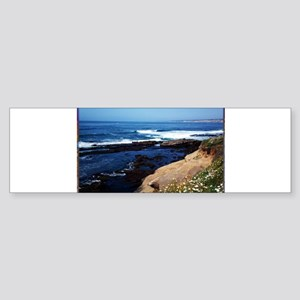 California Coast Bumper Sticker