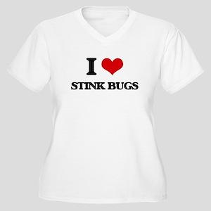 stink bugs Plus Size T-Shirt