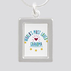World's Most Loved Grandma Necklaces