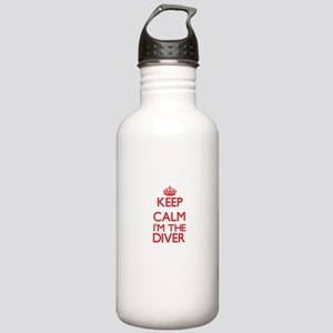 Keep calm I'm the Dive Stainless Water Bottle 1.0L