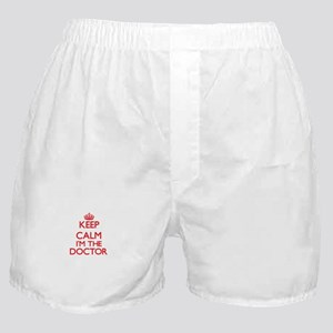 Keep calm I'm the Doctor Boxer Shorts