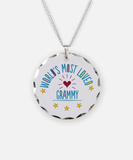 World's Most Loved Grammy Necklace