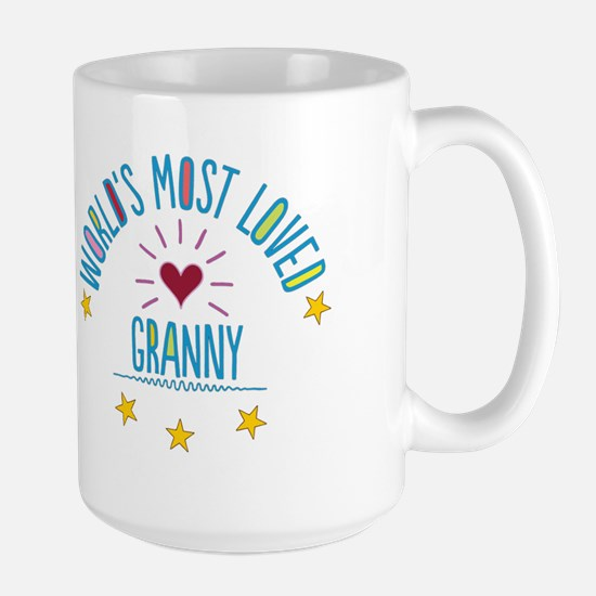 World's Most Loved Granny Mugs