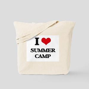 summer camp Tote Bag