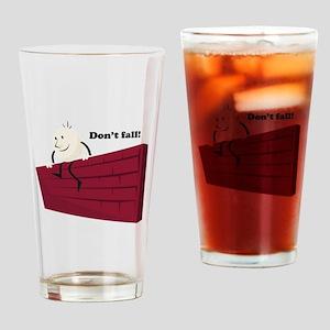 HumptyDumpty_Dont Fall! Drinking Glass