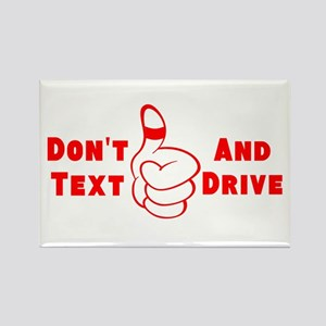 Dont Text And Drive Magnets