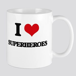 superheroes Mugs