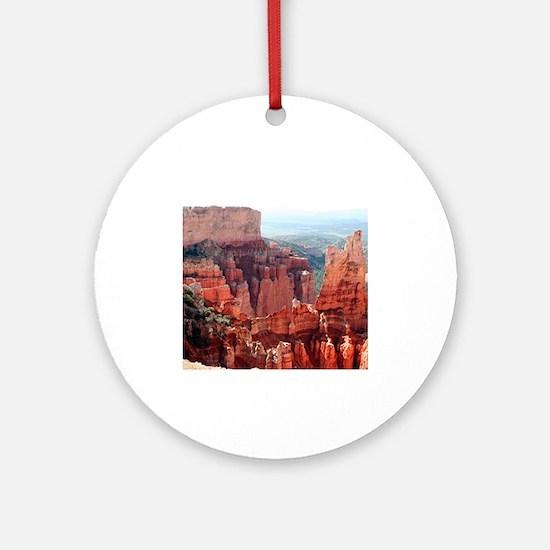 Bryce Canyon, Utah, USA 5 Ornament (Round)