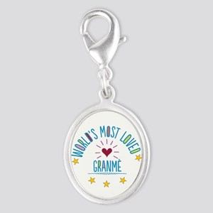 World's Most Loved Granme Charms
