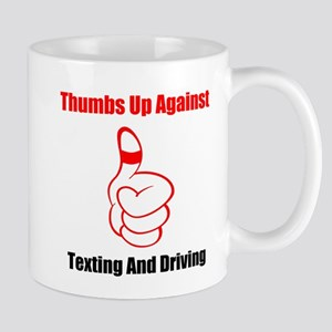 Red Thumbs Up Mugs
