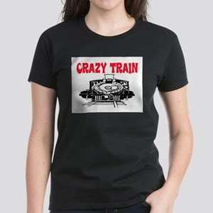 CRAZY TRAIN Women's Dark T-Shirt