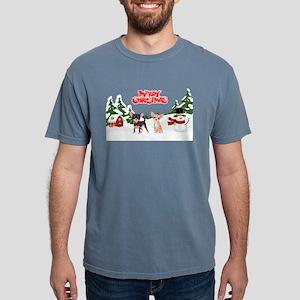 Merry Christmas Chihuahuas T-Shirt