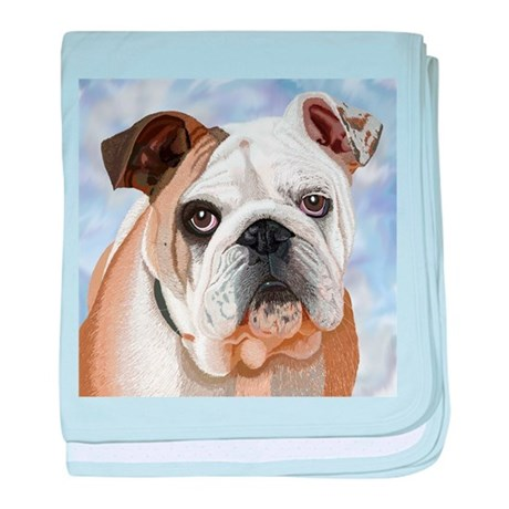english bulldog blanket english bulldog baby blanket by admin cp117485507 8091