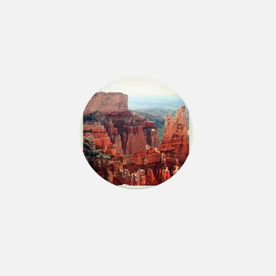 Bryce Canyon, Utah, USA 5 Mini Button