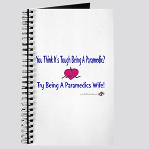 Paramedic Wife Journal