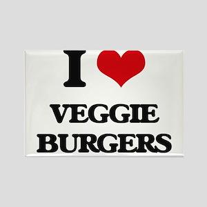 veggie burgers Magnets
