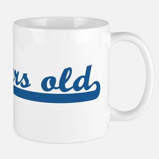 66 years old (sport-blue) Mug