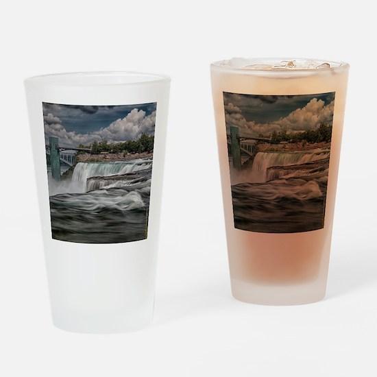 Niagara Falls 5 Drinking Glass