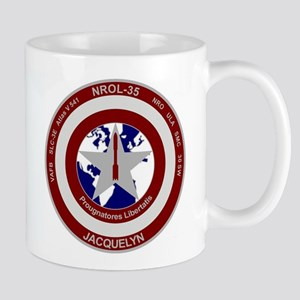 NROL-35 Launch Logo Mug