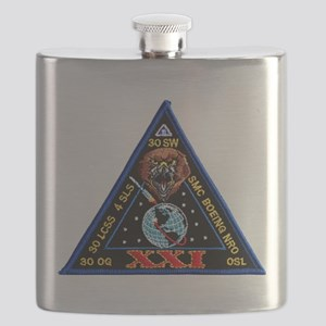NROL 21 Launch Flask