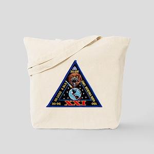 NROL 21 Launch Logo Tote Bag
