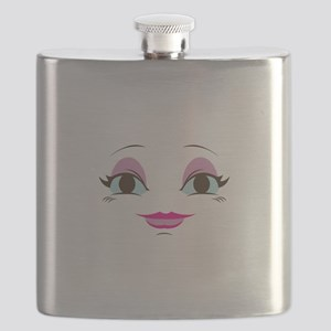 DOLL FACE 8 Flask