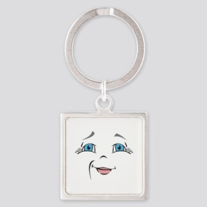 DOLL FACE 10 Keychains