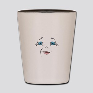 DOLL FACE 10 Shot Glass