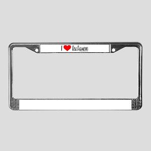 <b>Paramedic Bumper Sticker</ License Plate Frame