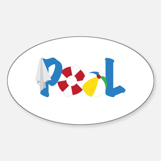 Pool Stuff Decal