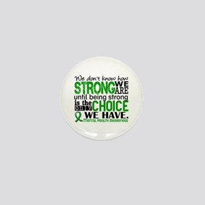 Mental Health HowStrongWeAre Mini Button