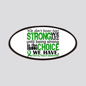 Mental Health HowStrongWeAre Patches