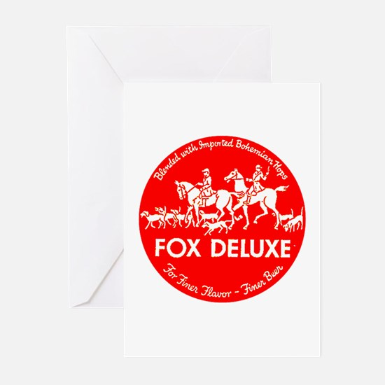 Fox Deluxe-1942 Greeting Cards (Pk of 10)