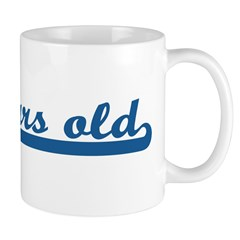 58 years old (sport-blue) Mug