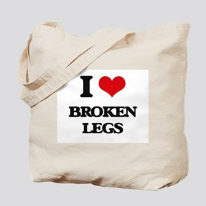 broken legs Tote Bag