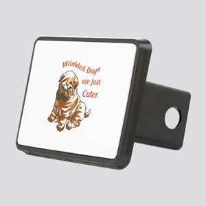 WRINKLED DOGS Hitch Cover