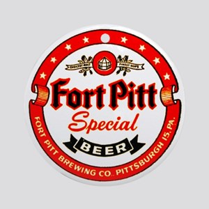 Fort Pitt Beer-1952 Ornament (Round)