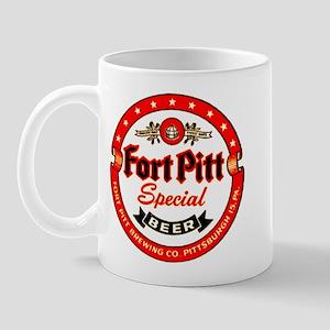 Fort Pitt Beer-1952 Mug