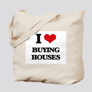 buying houses Tote Bag