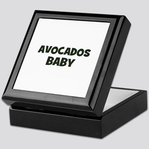 avocados baby Keepsake Box